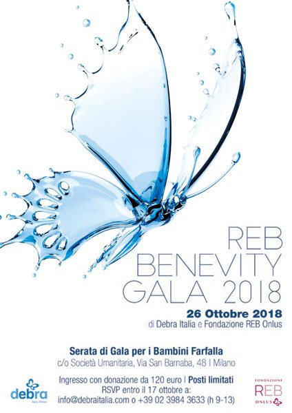 REB Benevity 2018